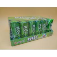 Quality Portable Pocket Compressed Candy Kiss Mint Flavored With Low Fat Sugarless wholesale