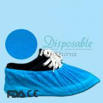 Quality Disposable elastic PE/CPE/Non-woven shoe cover wholesale