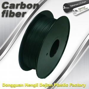 Cheap 3D Printer filament , Carbon fiber 3D Printing Filament 1.75mm 3.0mm ,High for sale