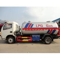 China high quality and best price DFAC 4*2 5.5CBM LPG propane transportation tanker truck for sale, lpg gas delivery truck on sale