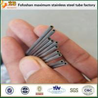 Quality Stardard Grade Stainless Steel Capillary Tube Used In Refrigeration wholesale