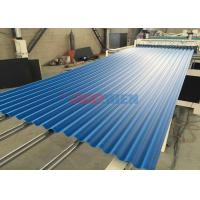 Cheap Waterproof Pvc Colorful Corrugated Roll Forming