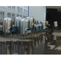 Quality Food grade stainless steel wine brewing vessel/fermentation tank Food grade stainless steel wine fermentation tank wholesale