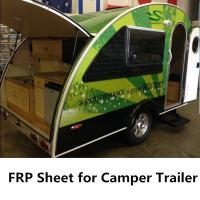 China Van RV Camper with FRP Panel Customized in China on sale