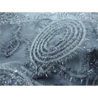 Quality Cord embroidery fabric wholesale
