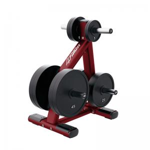 Quality 59x69x94cm Heavy Duty Gym Equipment , Weight Plate Rack Commercial wholesale