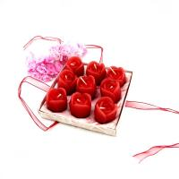 Quality Wedding Red Rose Craft Candle (RC-306) wholesale