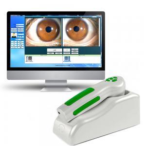 Quality Eye Iriscope Iridology Camera Analyzer , Portable Digital USB Iriscope Scanner 12.00 MEGA Pixels wholesale