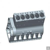 Quality Cylinder Block High Precision Mold For Motorcycle Parts Low Pressure Casting wholesale