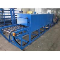 China Pallet Car Electric Annealing Furnace Cycling Warm Air Drying For Ceramic on sale