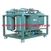 Quality TOP ST/GT Vacuum Turbine Oil Purification Plant wholesale