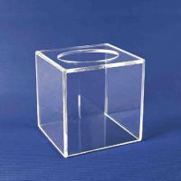 Quality Clear Acrylic Tissue Box wholesale