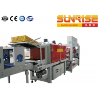 China 30 Bags / Min Plastic Film Wrapping Machine 380V 54KW on sale
