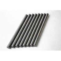 China SK30N Solid Carbide Rods With 0.3 - 0.4 um Grain Size 300 - 330 mm Length SGS on sale