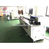 Quality High speed notebook punching machine with wire binding function PWB580 wholesale