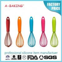 China 2015 New product cooking tools Silicone Egg beater of cookware and kitchenware on sale