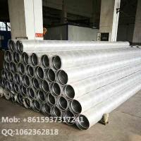 Quality 316L Welded Stainless Steel Johnson Type Water Well Screens for Water Well Drilling wholesale