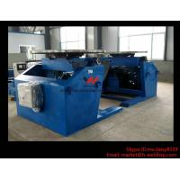 Quality 10000Kg Standard Pipe Welding Turntable Positioner For Petro-Chemical Industry wholesale