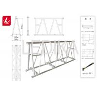 Buy cheap Equipment 520mm*760mm Folding Truss Aluminum Spigot Truss For Lighting Show from wholesalers
