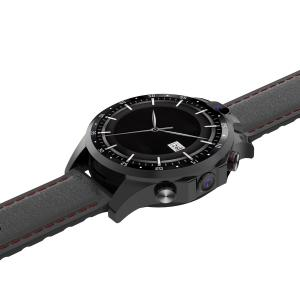 Quality Waterproof Bluetooth Alloy Case Body Temperature Smartwatch wholesale