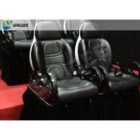 Quality Mini Home 5D Cinema Equipment 5D Simulator System with Pneumatic / Electric System wholesale