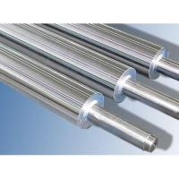Anti - corrosive Industrial Steel Rollers , Hard Chrome Plated Steel Roll