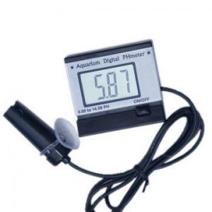 China Aquarium Digital pH Meter with Automatic Temperature Compensation on sale
