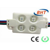 Quality 1.44W Constant Voltage DC12v Rgb Led Module For Sign And Lightbox And Backlight wholesale