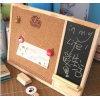 Quality Magnetic Whiteboard Cork Board Combination Eye - Catching Design wholesale