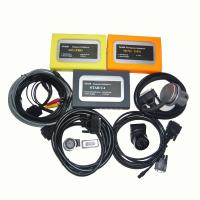 Quality 3B ( C4 + GT1 PRO + MINI OPS) Automotive BENZ BMW Diagnostic Scanner wholesale