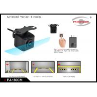 Quality 3G1P Lens Multi View Camera DC 12V Support 4 - Way Video Recording And Playback wholesale