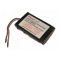 Quality Portable High Capacity 11.1V Li-Ion / Lithium-Ion Battery Packs wholesale