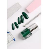 China Breathable Colored Nail Manicure Brush , Non Toxic Gel Nail Pens Eco - Friendly on sale
