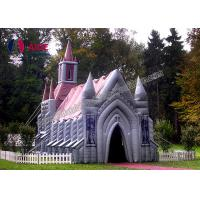 Quality Rental Move Church Inflatable Event Tent Wedding Activity With Waterproof Material wholesale