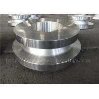 Quality SA182-F51 S31803 Duplex Stainless Steel Ball Valve Forging Ball Cover Forgings Blanks wholesale