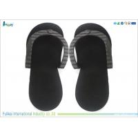 Quality Black Durable Disposable Flip Flops Womens Shoes Size 11 Non - Slip wholesale