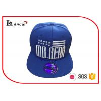Quality 100% Acrylic Snapback Mesh Baseball Caps Adults Team Baseball Hats wholesale