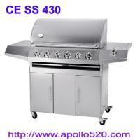 Quality 6Burner BBQ On Cart wholesale