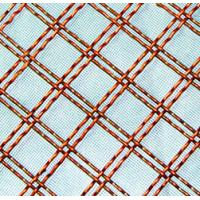 China Copperized Crimped Wire Mesh on sale