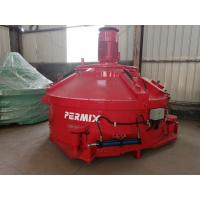 China Fast Discharging Speed Refractory Planetary Mixer 1 Side Scraper 30kw Power on sale