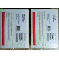 Quality DVD COA Package Win 10 Pro OEM Key Version Classical White Red Package wholesale