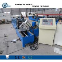 Buy cheap Steel Gauge Gypsum Partition Drywall Use Metal Stud And Track Roll Forming Machine from wholesalers