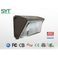 Quality 2800 - 3500K Warm White Led External Wall Lights , Square Led Wall Lights 50 / 60HZ Voltage wholesale