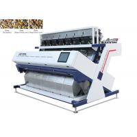 Quality High Speed Corn Sorting Machine , High Definition Image Pulses Sorting Machine wholesale