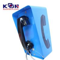 Quality Outdoor GSM SOS Emergency Phone For Highway Call Box With SUS Keypad wholesale