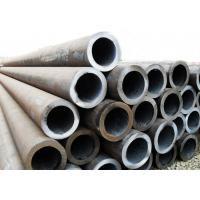 Hot Rolled Alloy Steel Tube P11 Black Bright Smooth Surface ASTM A335