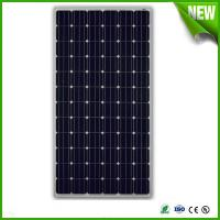 China 3W to 350W mono-crystalline silicon solar module without anti-dumping tax for hot sale on sale