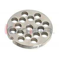 Quality 3 / 8'' Cutting Plate For Electric Meat Cuber Machine Stainless Steel FDA wholesale