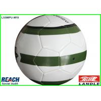 Quality Indoor Game Official Soccer Balls Size 5 Synthetic Leather Stitched Football For Adult wholesale