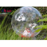 Quality 2 Meter Water Walking Roll Ball Inflatable Zorb Ball Buy A Human Bouncy Ball wholesale